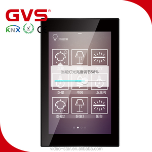 Professional Manufacturer KNX EIB GVS K-bus 3.5'' 5'' KNX Touch Panel Smart Home Building Control System 3.5 5 inch touch screen