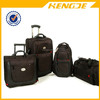 hot selling high quality super ligh trolley luggage set