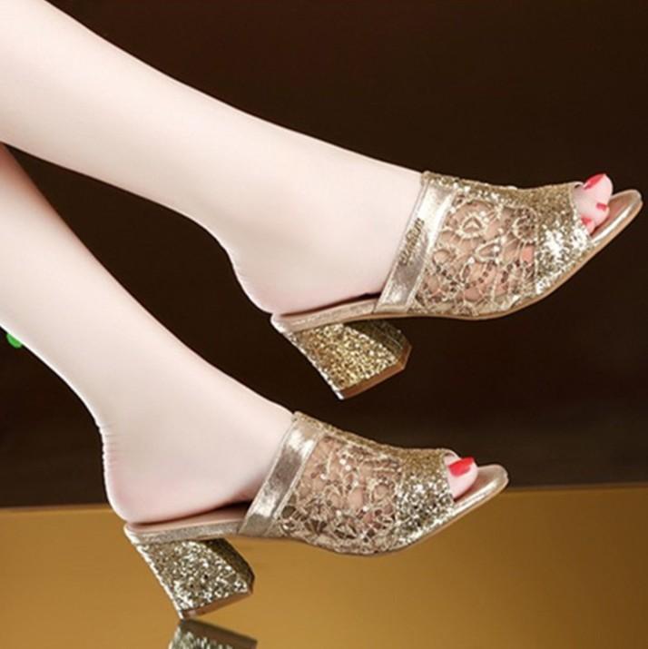 China Fancy Ladies Footwear Wholesale JTFKl1c3