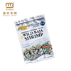 reach 26 degrees below zero frozen food plastic packaging bags for sea food