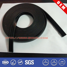 Flexible PVC material door seal gasket