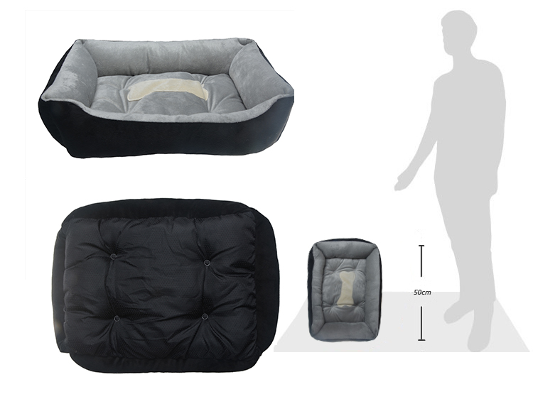 Sunland pet product Wholesale custom various dog bed