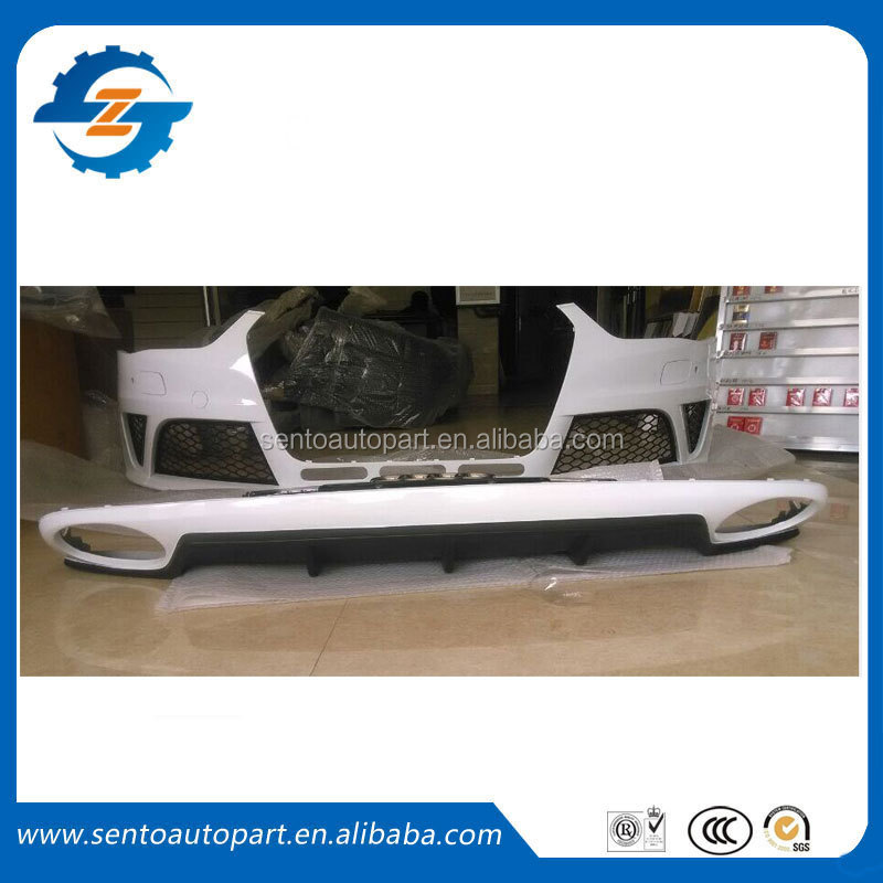 Wholesale High quality A4L B9 change to RS4 body kit
