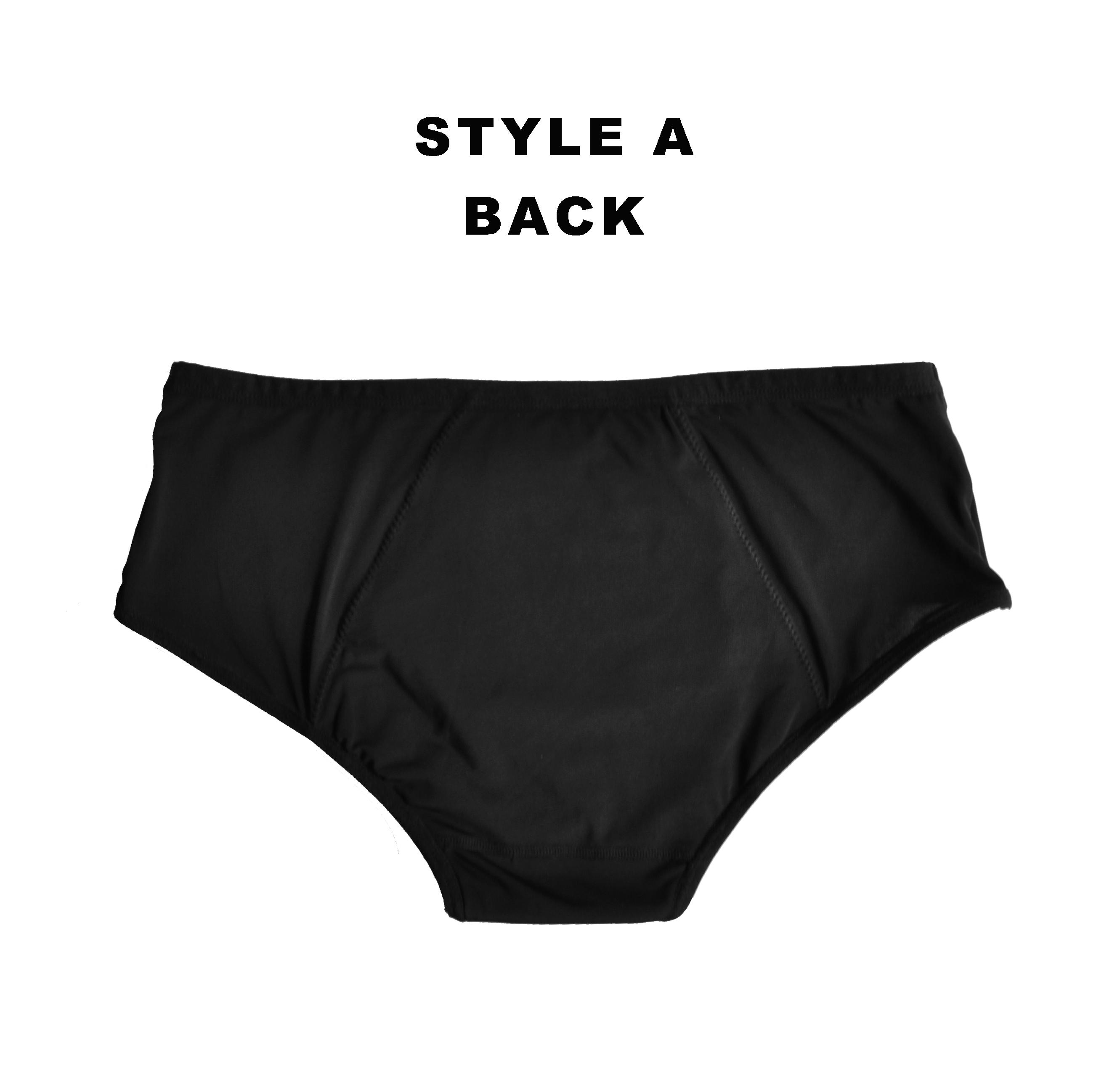 Multi layers cotton menstrual period panties washable reusable sanitary panties leak proof panty panties underwear фото