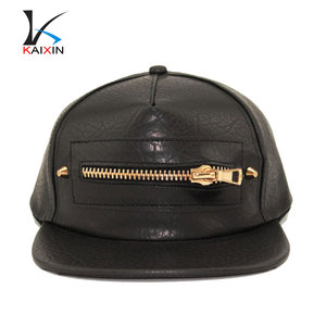 865dc740442e7 Genuine Leather Snapback Hat Wholesale