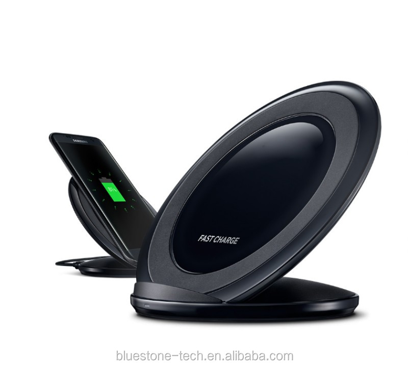 Stand 5V 2A fast charging long distance mobile phone wireless charger for Huawei