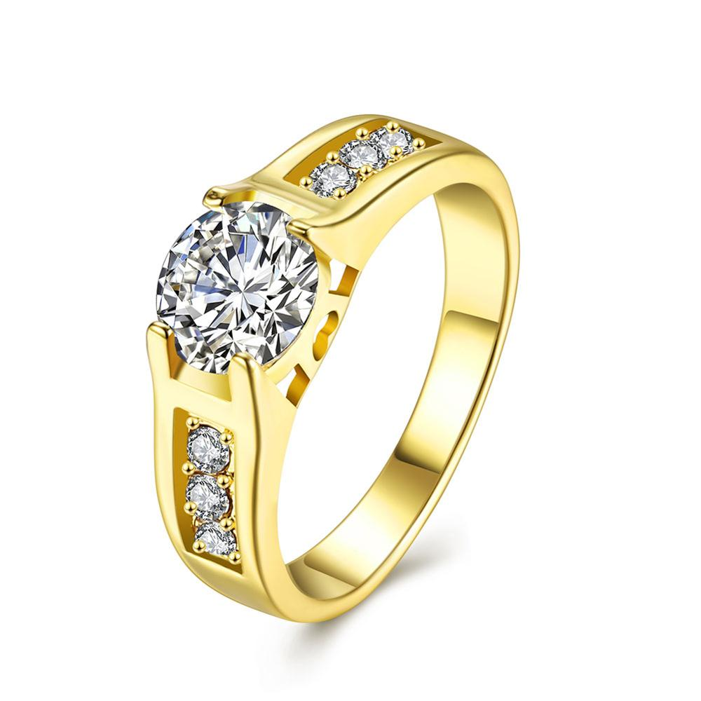 A Simple Ring Gold Ring Design For Couples Description Of A ...