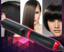 afro hot pick electric straighten comb
