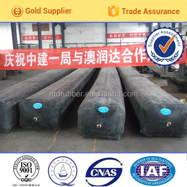 Rubber special-shaped mandrel, round square inflatable rubber preloading template