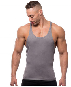 76656181545ddf 2018 Hot selling wholesale athletic wear singlet men tank top gym