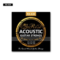 China manufacturer the rose 11 - 51 strings loose guitar strings for sale