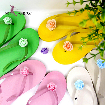 bfc28c2238f8 Wedding Favor Slippers For Guests