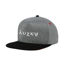 3d Acrylic Letters Snapback Hat d0738d9dd056