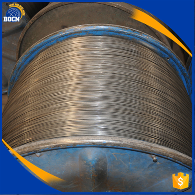 BOCN Twisted Soft Annealed Black Iron heavy duty galvanized wire mesh