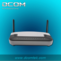 4-port 300mbps 802.11n wireless voip router adsl2/2+ 3g modem with usb port