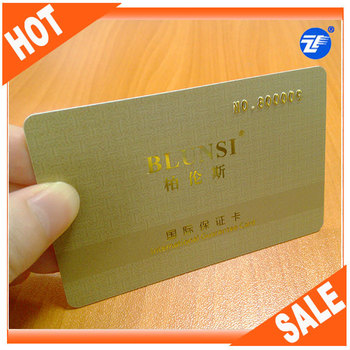 Cheap Custom Gold Foil Business Card Printing Buy
