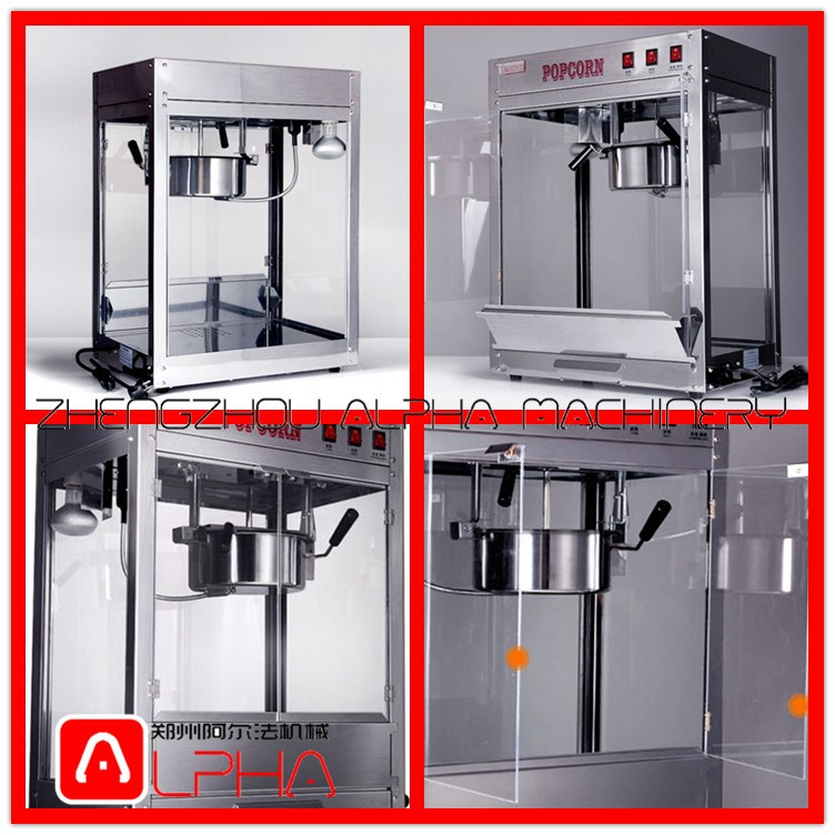 used commercial popcorn machine for sale