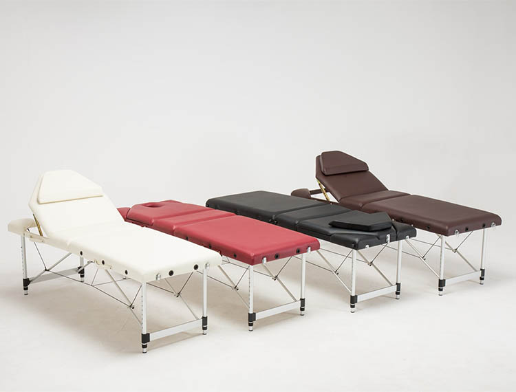 Traditioneel Chinees Bed : Multifunctionele stoel draagbare massage bed vouwen traditionele