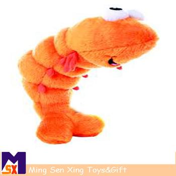 Plush Toys 2015 Polyester Material Shrimp Stuffed Toy Buy Plush