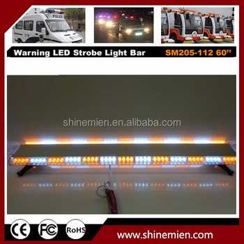 60 tow truck and security full size roof top light bar led 60quot tow truck and security full size roof top light bar led emergency warning strobe aloadofball Gallery