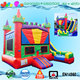 wet&dry inflables juegos commercial bouncing castle banners amusement park games factory
