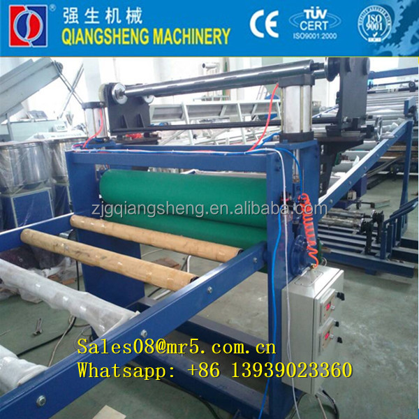 Pe Sheet Extrusion Making Plant