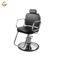Antique barber styling beauty salon chair
