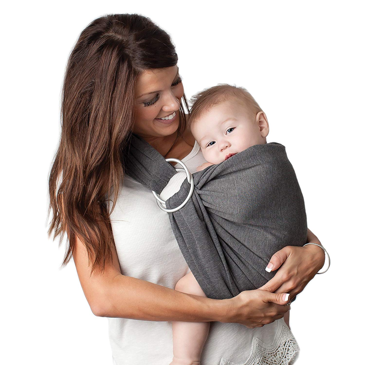 2020 customizable baby wrap carrier stretchy cotton fabric infant newborns baby sling wrap