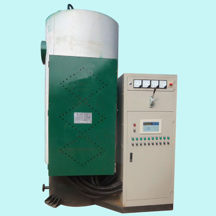 LDR Industrial Water Heater Vertical Electric 300kg Steam Boiler