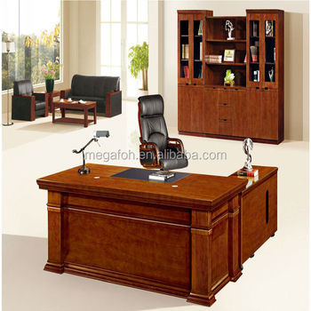 Incroyable Office Furniture China Supply Wooden Office Table Design Modern Executive  Office Desk(FOH HS