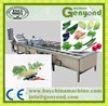 green peas frozen processing machines/strawberry quick freezing production line/industiral vegetable and fruit machine