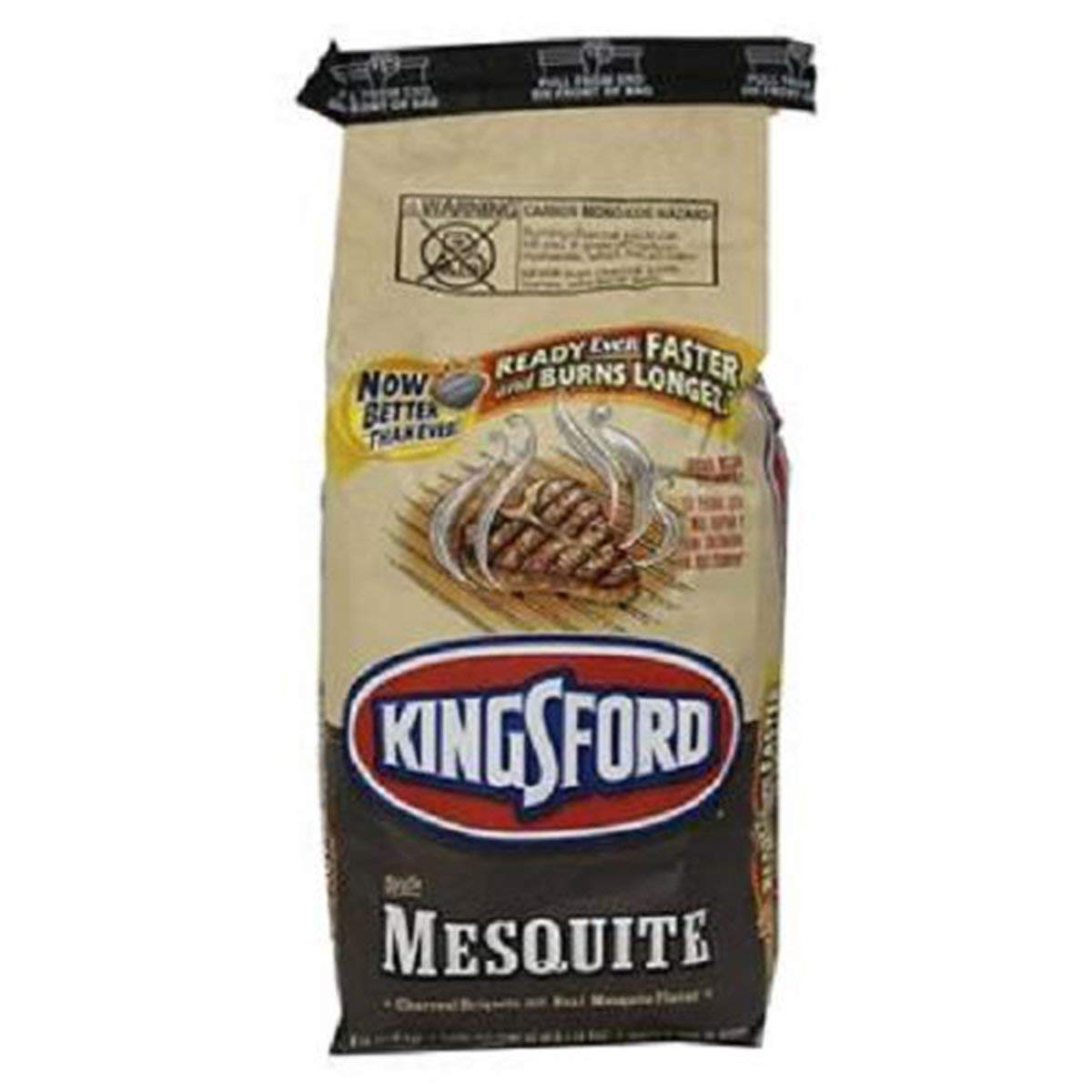 Product Of Kingsford, Mesquite , Count 6 (7.3Lb) - Charcoal / Starter & Fluid / Grab Varieties & Flavors
