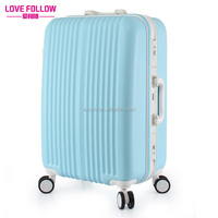 aluminum frame decent travel protective cover luggage