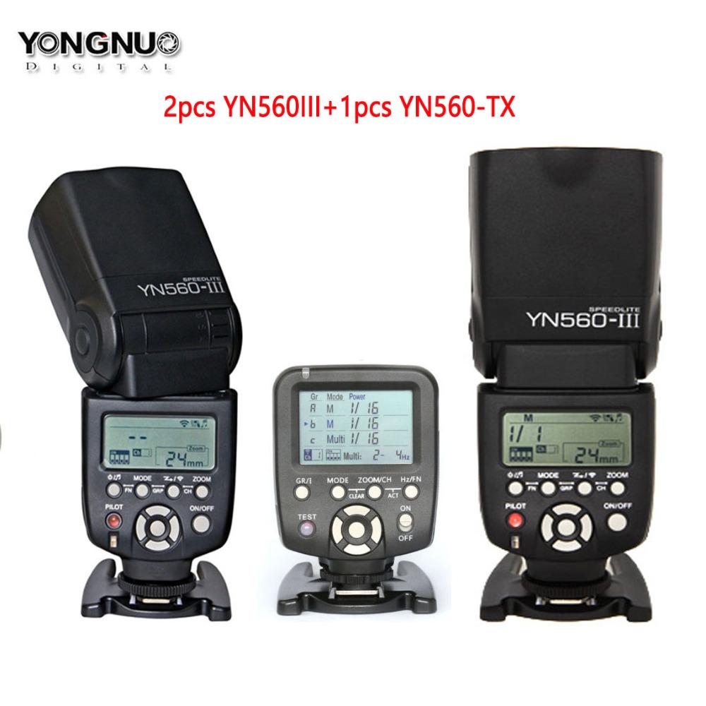Yongnuo yn 560 ii user manual