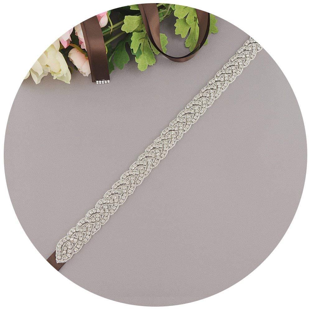 THK-Wedding Women crystal wedding belt,Wedding Sash,Bridal Belt Bridal Sash, Wedding Belt
