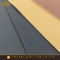 Thicker 1.8-2.0mm Genuine cow finished hide leather