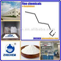 Fine chemicals n-Butyllithium 109-72-8