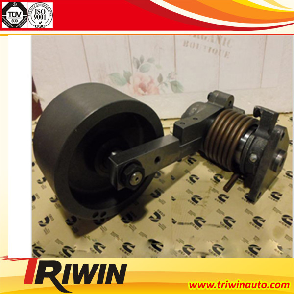New genuine Ford ransit MK7 fan belt alternator tensioner pulley 6C1Q-6A228-BC 1445915 engine parts belt tensioner pulley assy