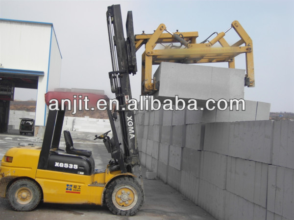 Cellular Lightweight Concrete Making Machine Clc Block
