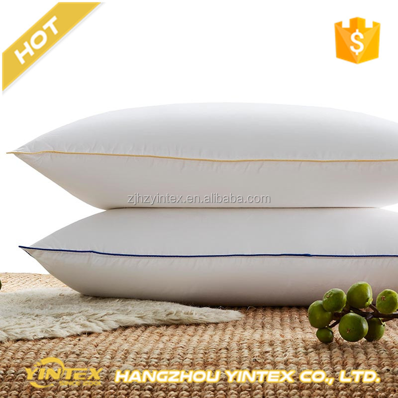 luxury wholesale hypoallergenic toddler poly fibre fill pillows in white