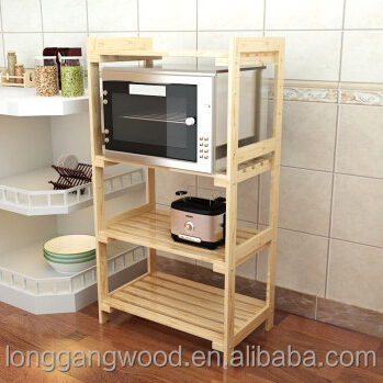 Microwave Oven Rack Kitchen Furniture
