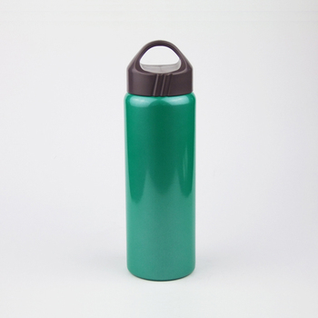 20oz Double Wall Stainless Steel Klean Vacuum Kanteen Insulated Water Bottle With Loop Cap
