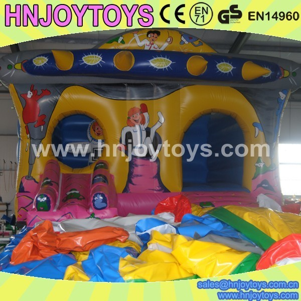 Mini Inflatable Toys Adult Jumpers Bouncers