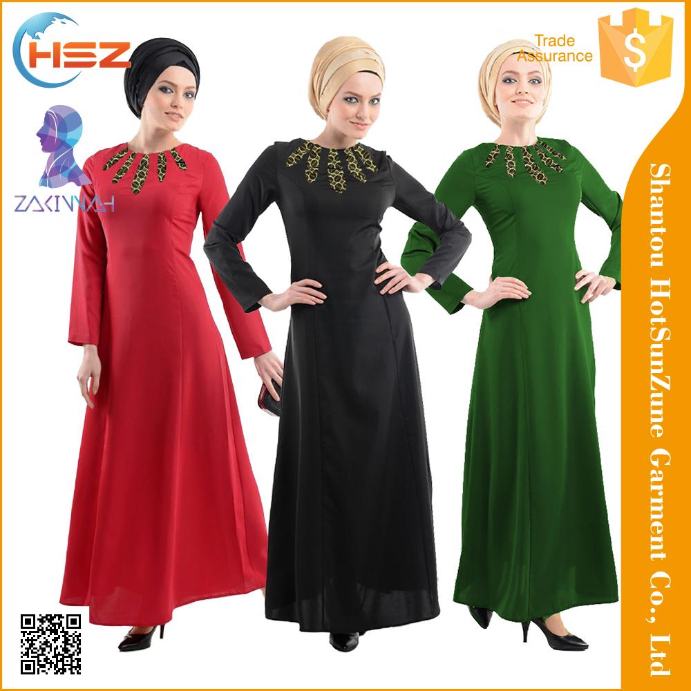 0c6bea24173fa China chiffon abaya color wholesale 🇨🇳 - Alibaba