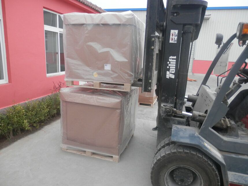 Octagon Paper IBC/IBC Tote Container for base oil