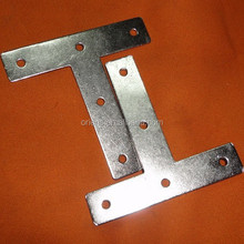Stainless Steel Slotted Corner Cabinet Hanging Bracket