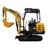 cheap mini excavator 1 ton prices micro hydraulic excavator china