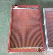 high quality copper radiator for bus