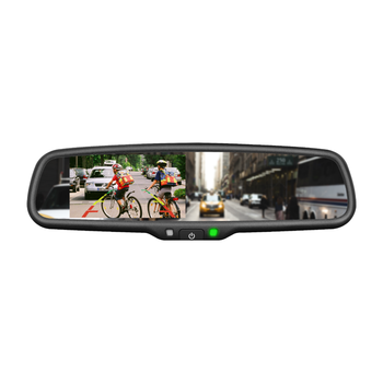 4 3 Inch Smart Car Reverse Camera Lcd Monitor Auto Dimming Rearview