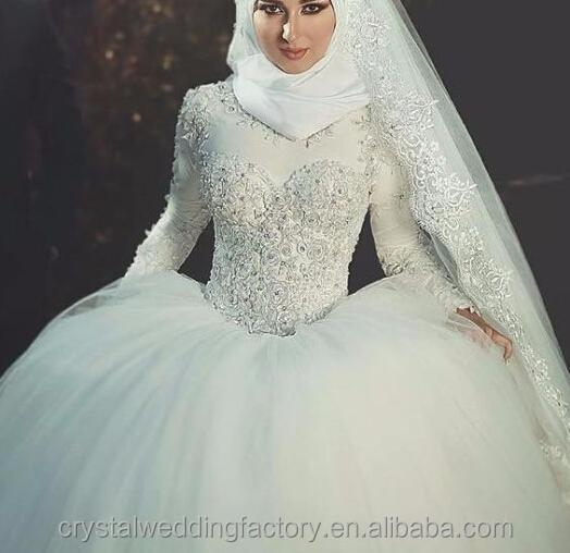 Свадебные платья хиджабы